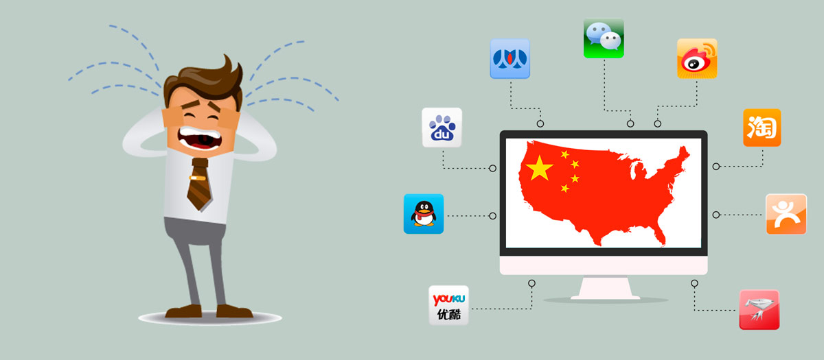 Create a chinese website